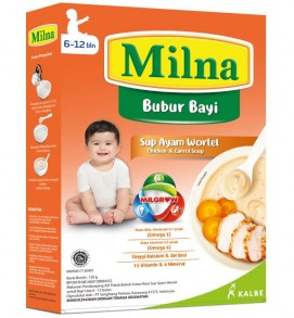 Milna Baby Cereal